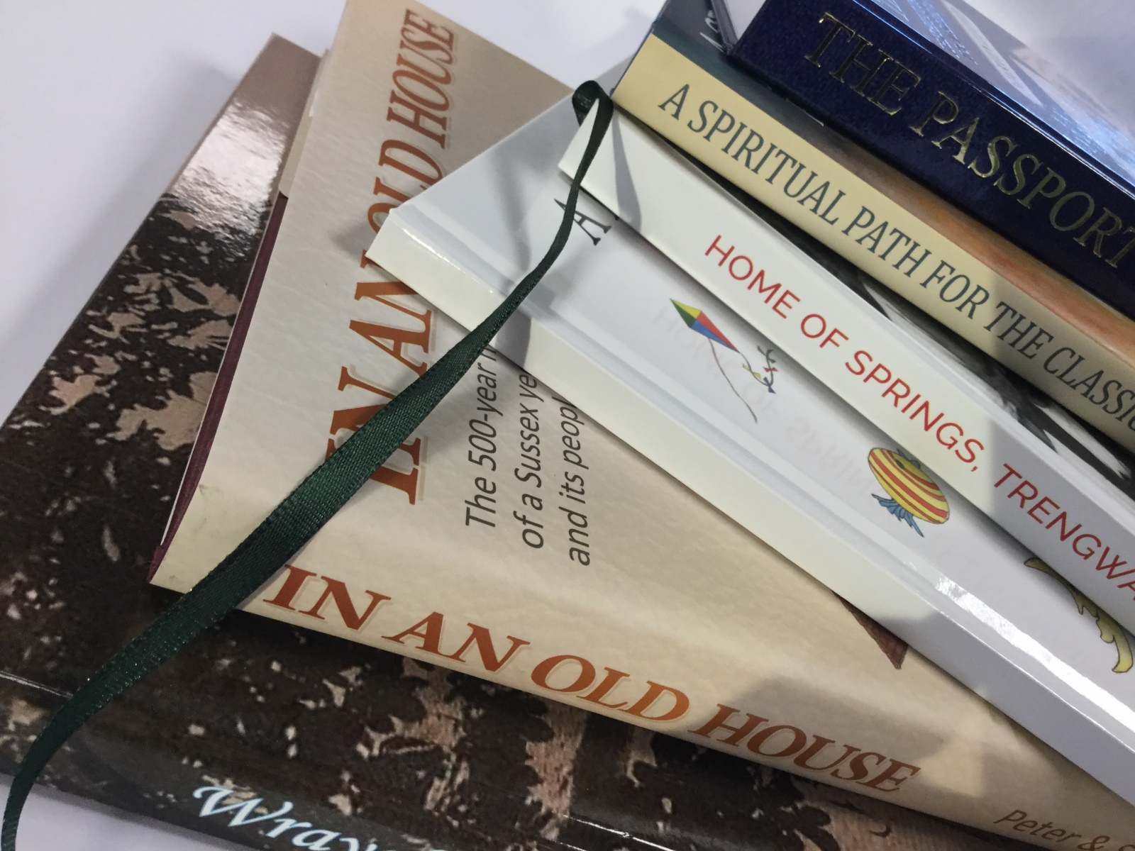 Hardback Books