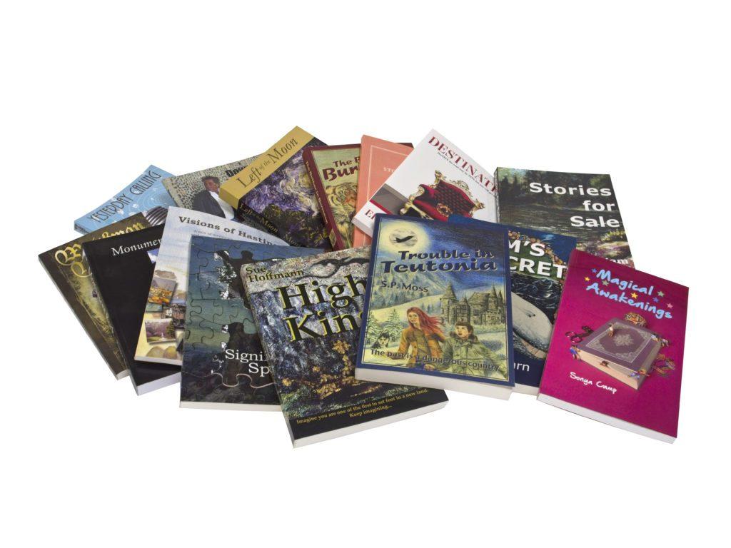 Paperback Adult Books