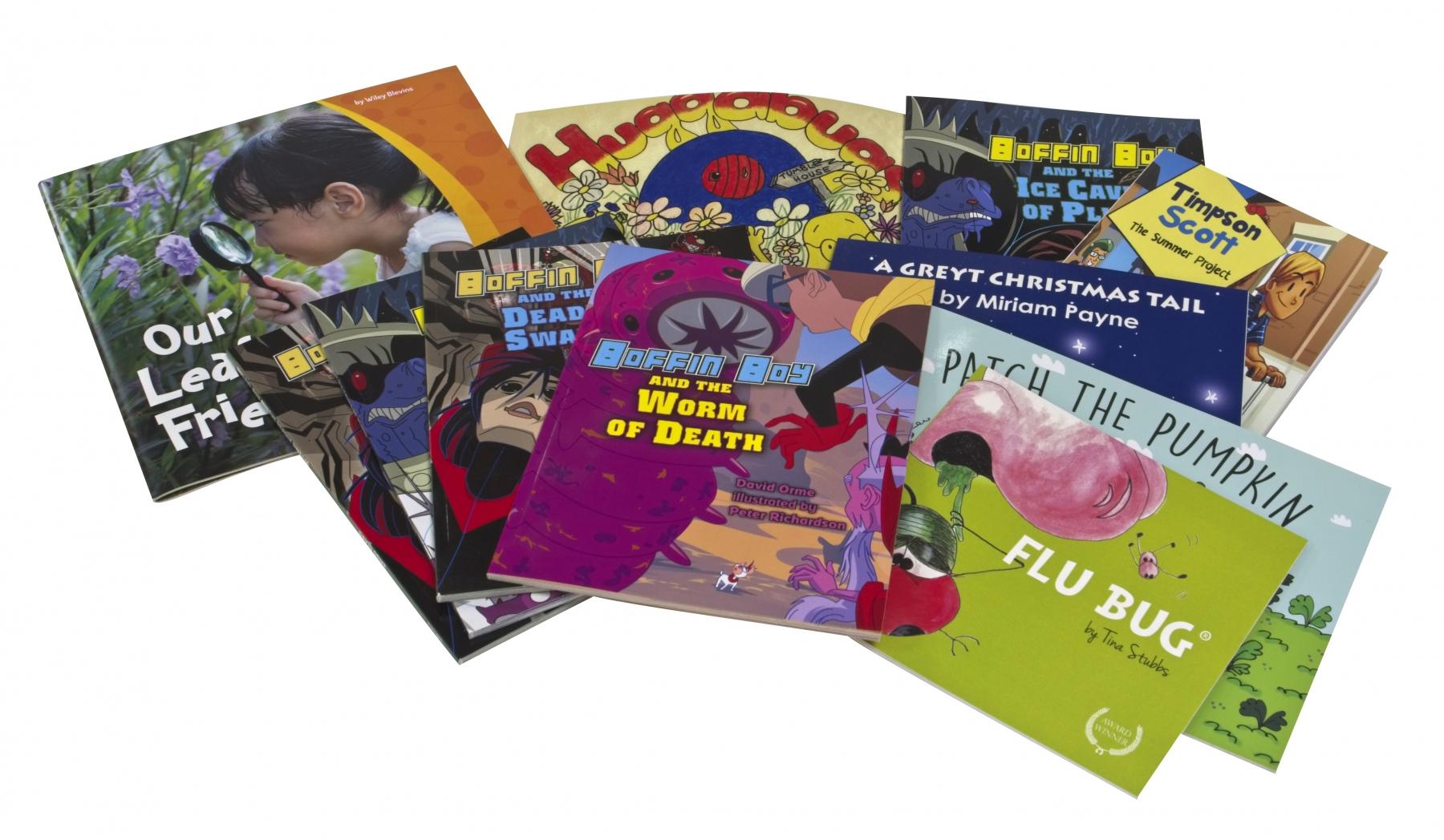 Paperback Childrens Books